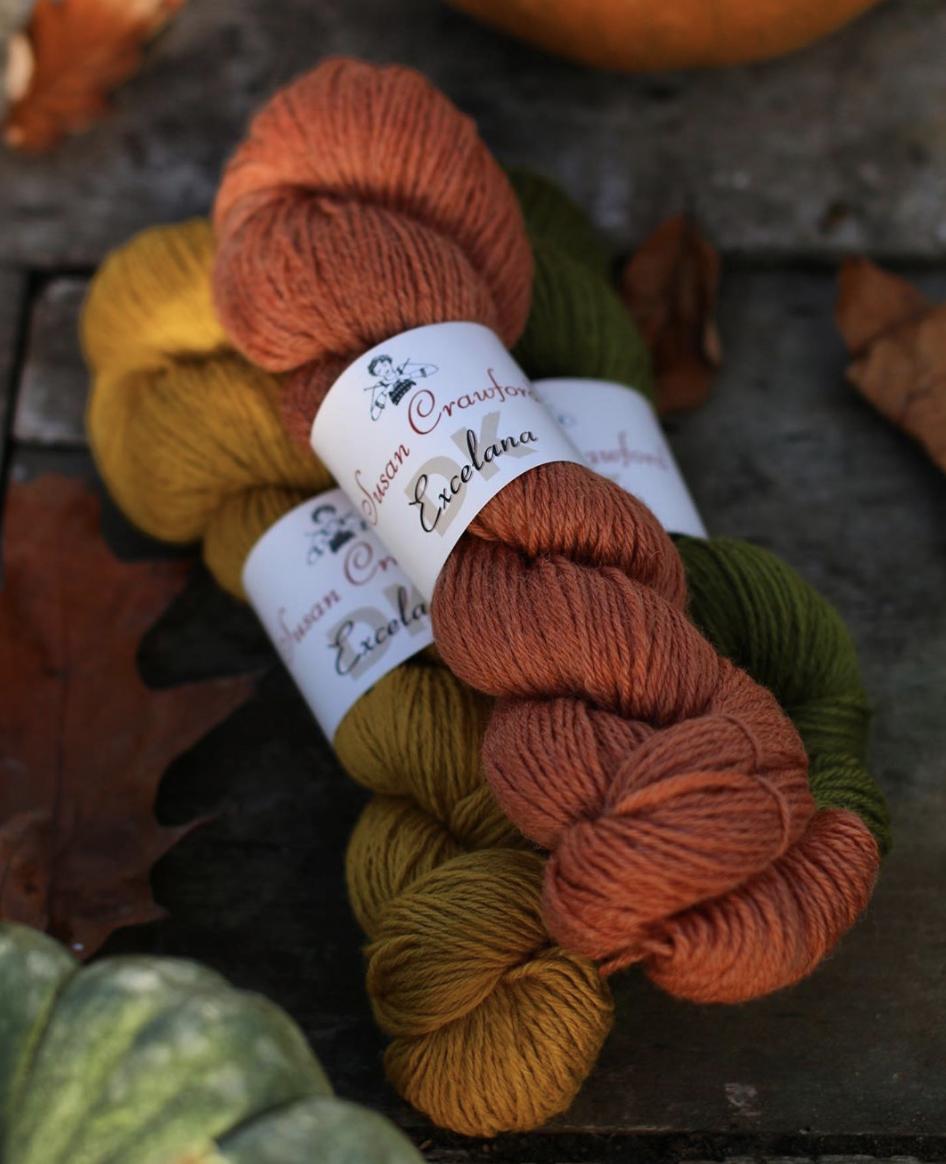 Susan Crawford Vintage Yarn