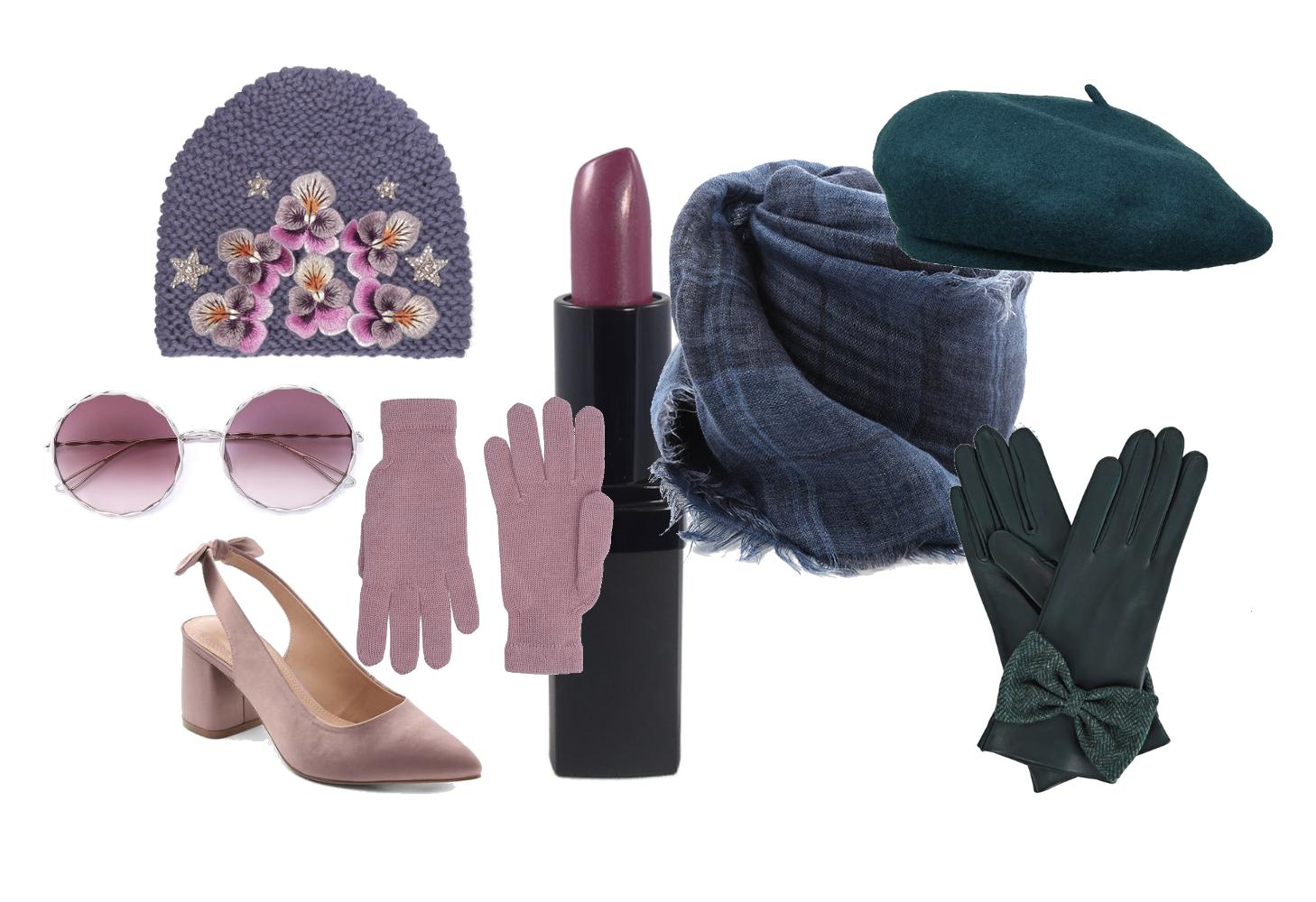 Soft Summer accessories