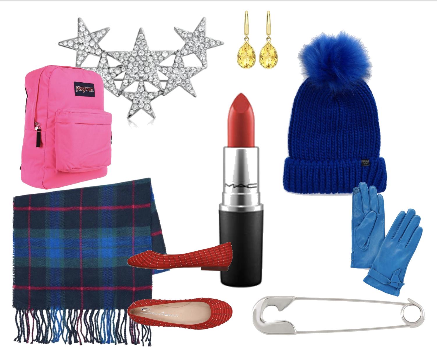 Bright Winter accessories