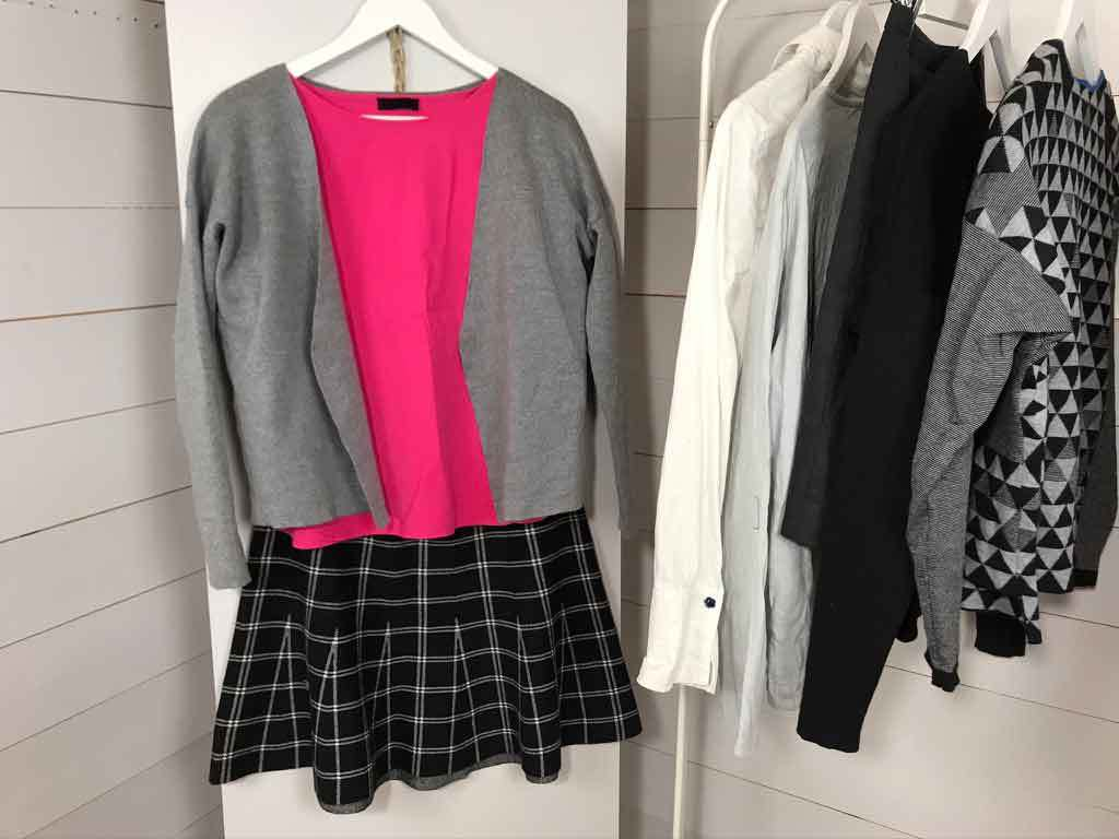 Nordic Simplicity capsule wardrobe - the expansion items