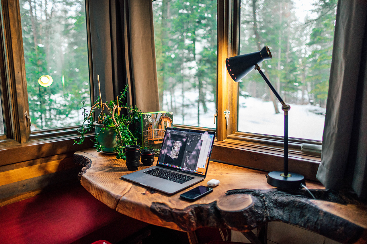 Working from home with Nordic simplicity