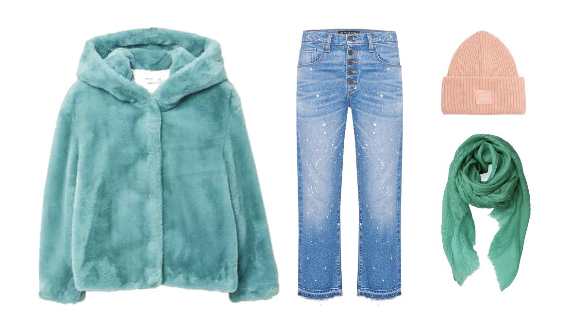 Light Spring winter clothing