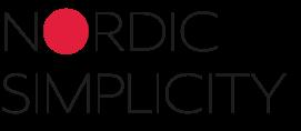 Nordic Simplicity minimal logo NEW