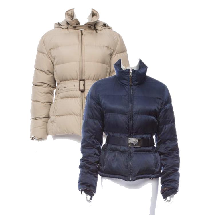 Warm coats for Nordic Ice Queen
