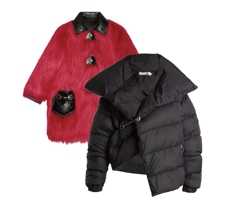 Warm winter coats for Nordic Eccentric