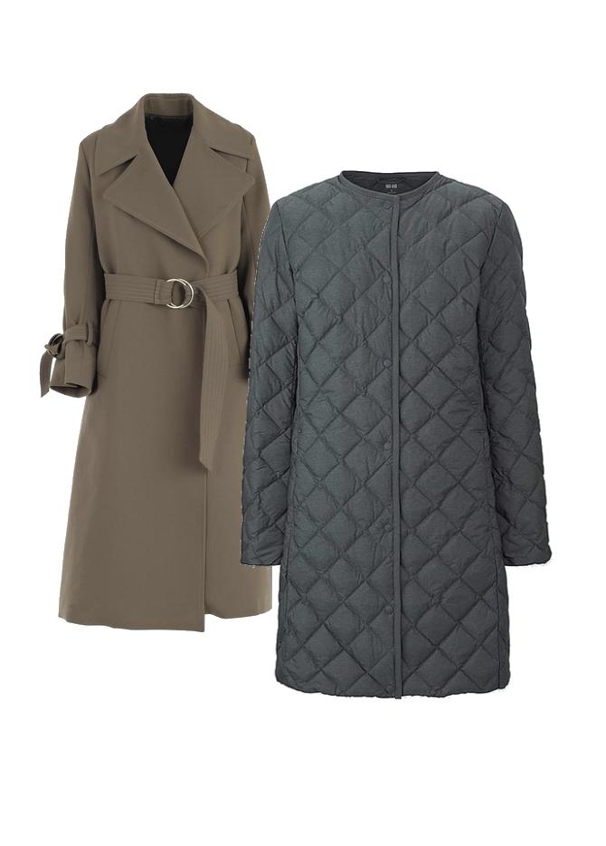 Warm winter coats for Nordic Urban