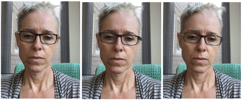 Debi three alternative frames