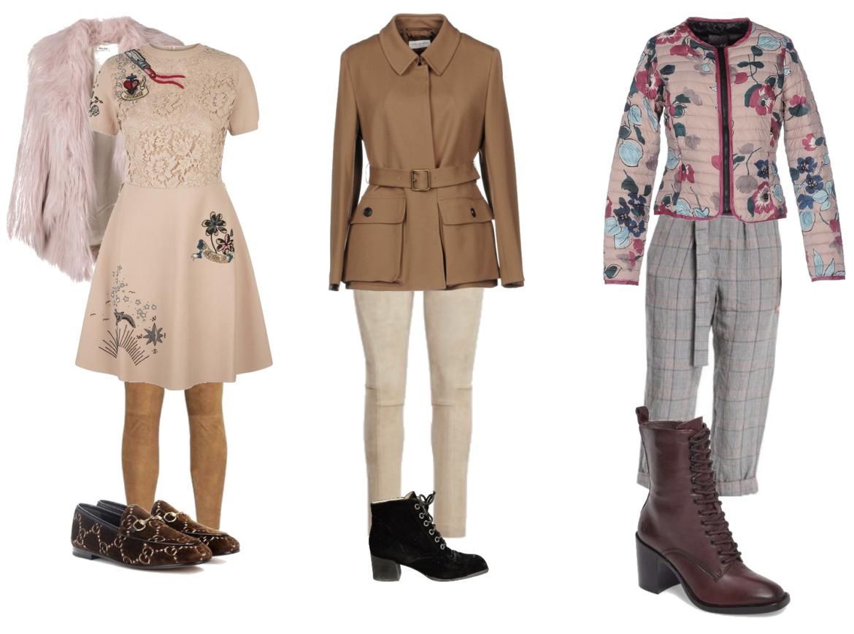 Soft Autumn Quaint outfits